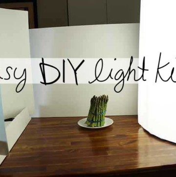 easy DIY Lowel EGO lights