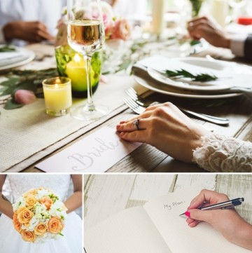 How to balance work and wedding planning without hiring a wedding planner