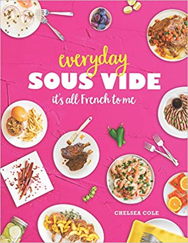sous vide cookbook cover everyday sous vide cooking recipes