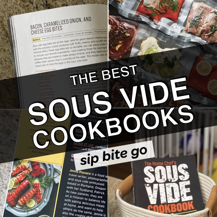 the best sous vide cookbooks