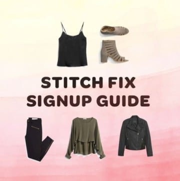 Stitch Fix discount code 2018 and free style quiz