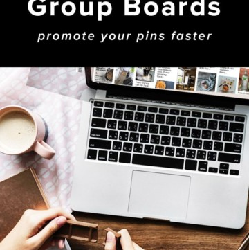 join pinterest group boards that are new in topics like mom blogs, recipes, travel bloggers, and more