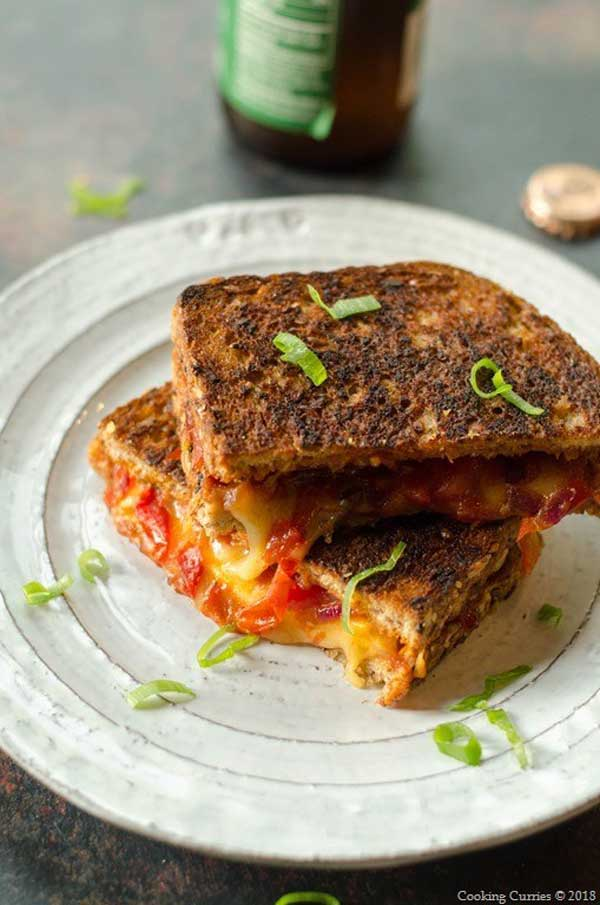 Best grilled cheese ideas with tomato