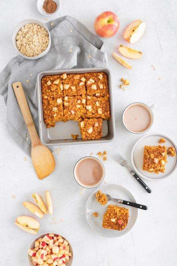 oatmeal and apple recipe