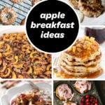 apple breakfast recipe ideas pinterest