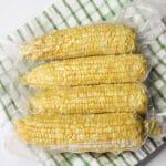sous vide corn on the cob pinterest pin