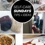 Self Care Sundays pin