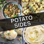 easy potato side dishes for steak dinners