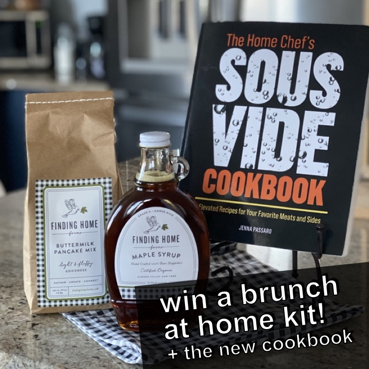 finding home farms syrup giveaway