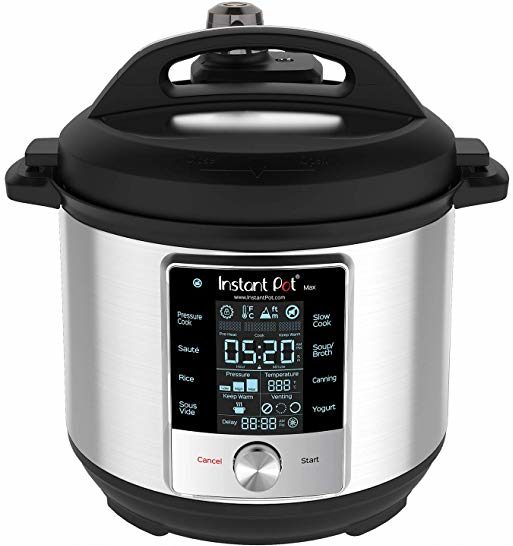 New Instant Pot Duo with sous vide function built in