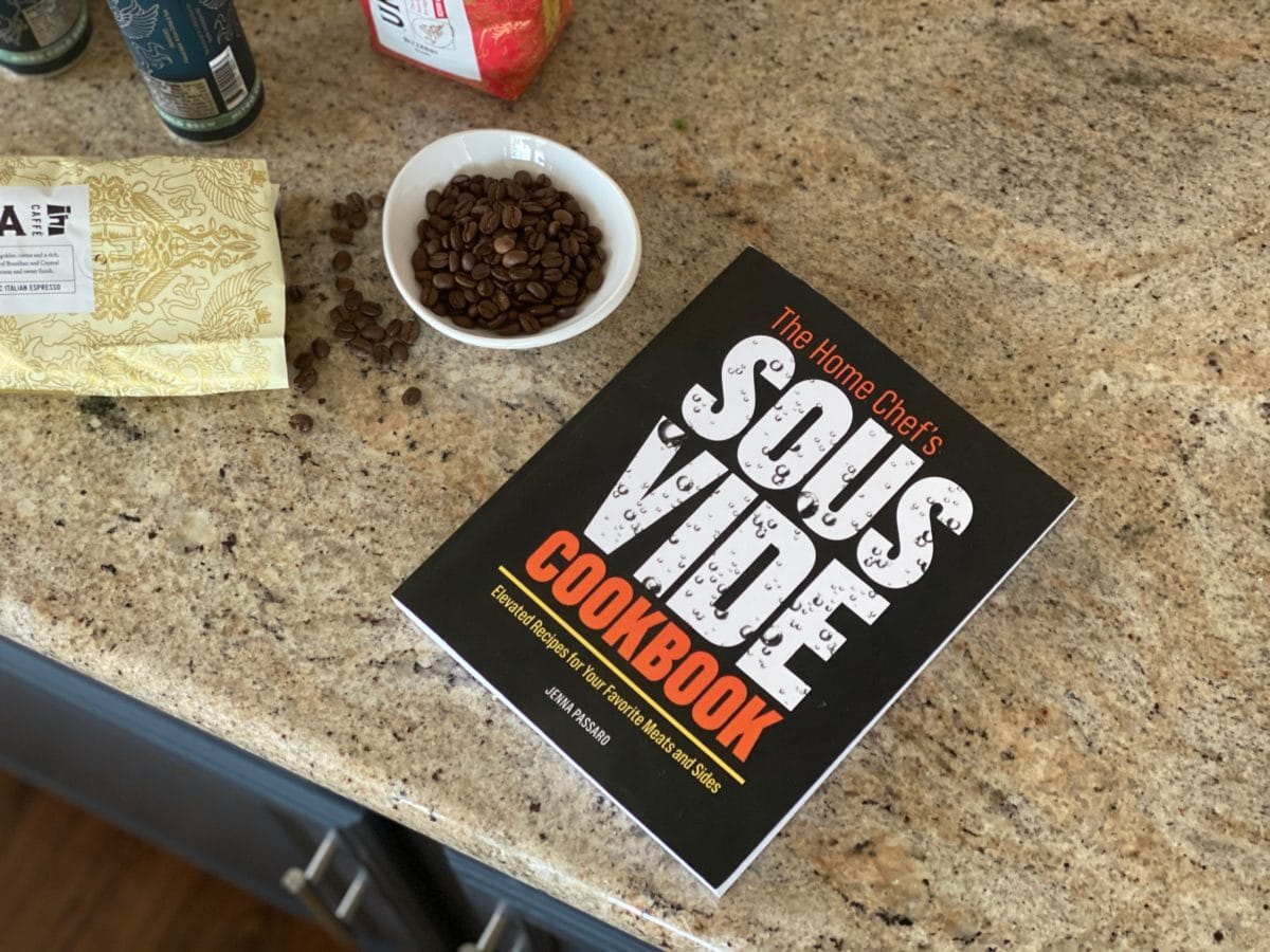 the home chef's sous vide cookbook