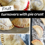 cherry pie turnovers pinterest