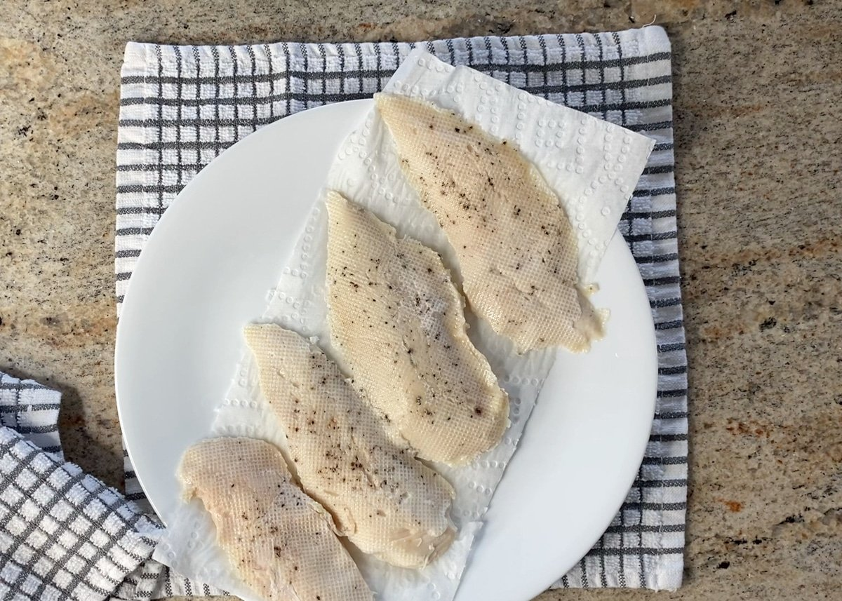 sous vide chicken tenders