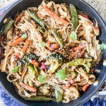 Simple Frozen Vegetable Stir Fry Recipe