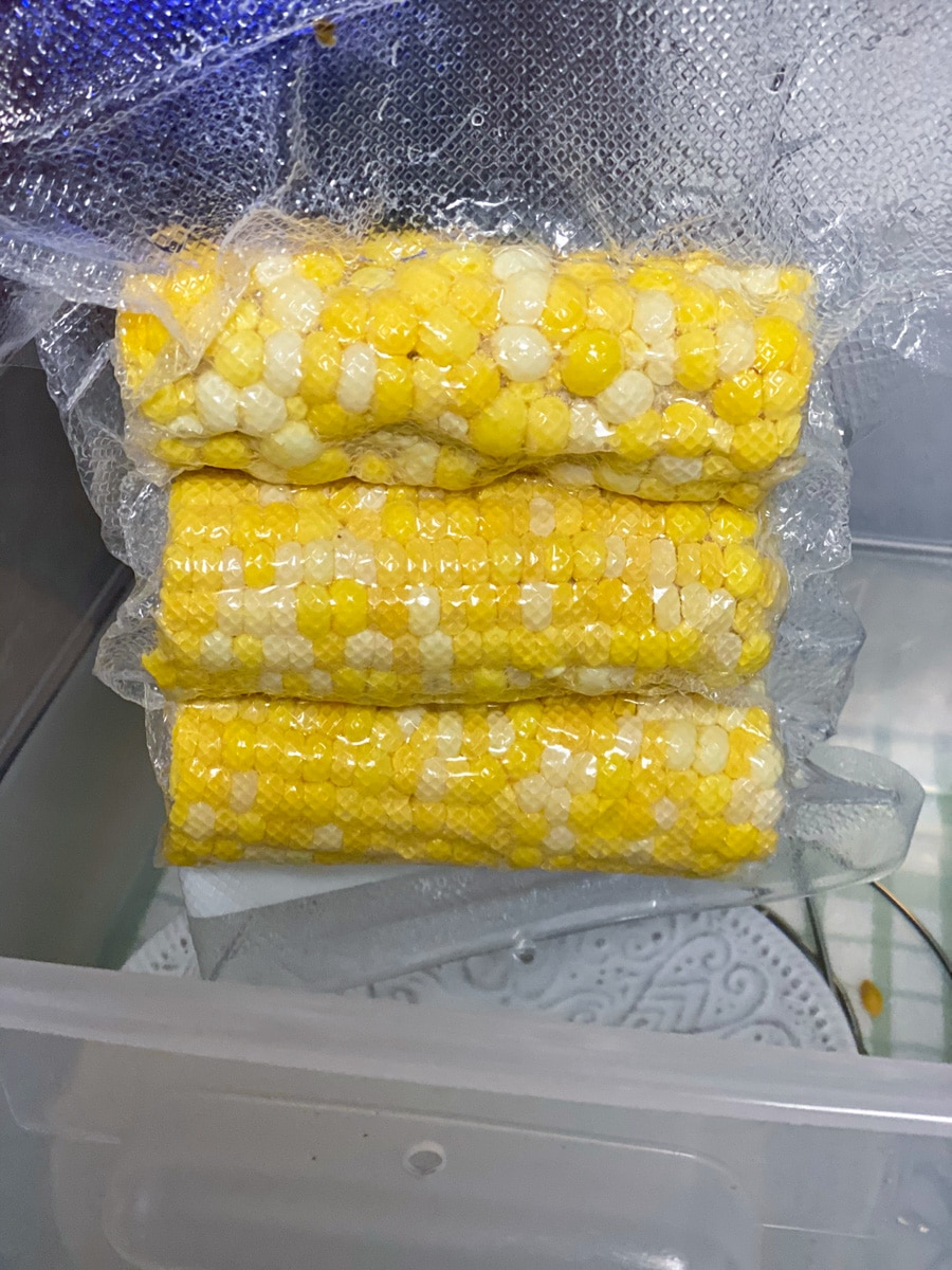 sous vide sweet corn on the cob