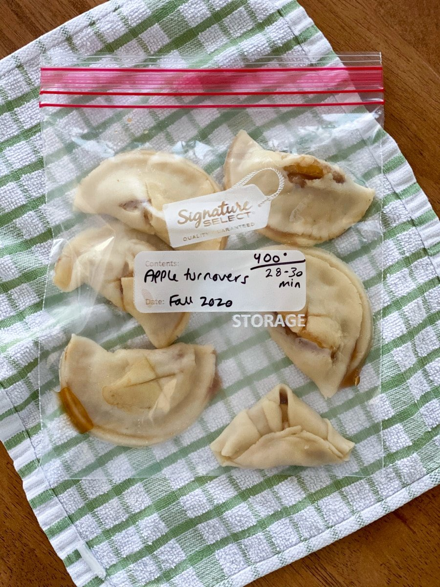 make ahead meal prep mini pies