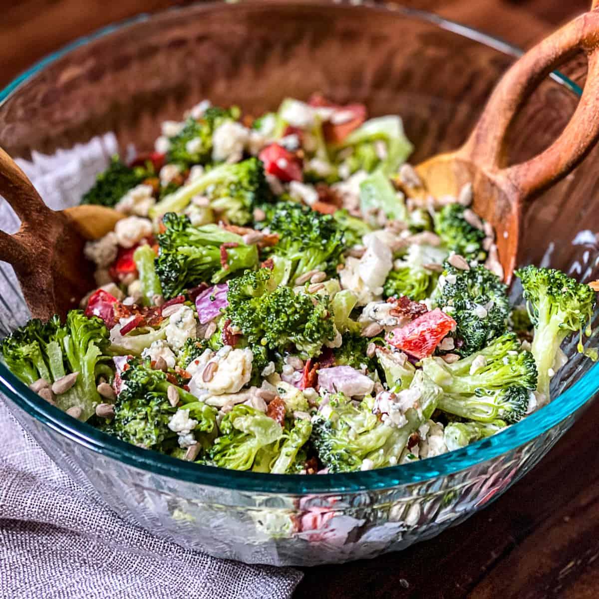 Broccoli And Blue Cheese Salad Recipe