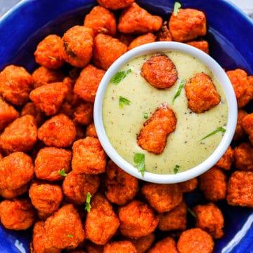 Frozen Sweet Potato Tots In Air Fryer