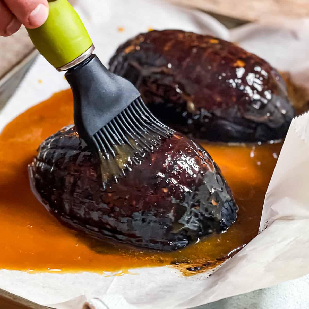 Honey Glazed Ham Nugget Recipe