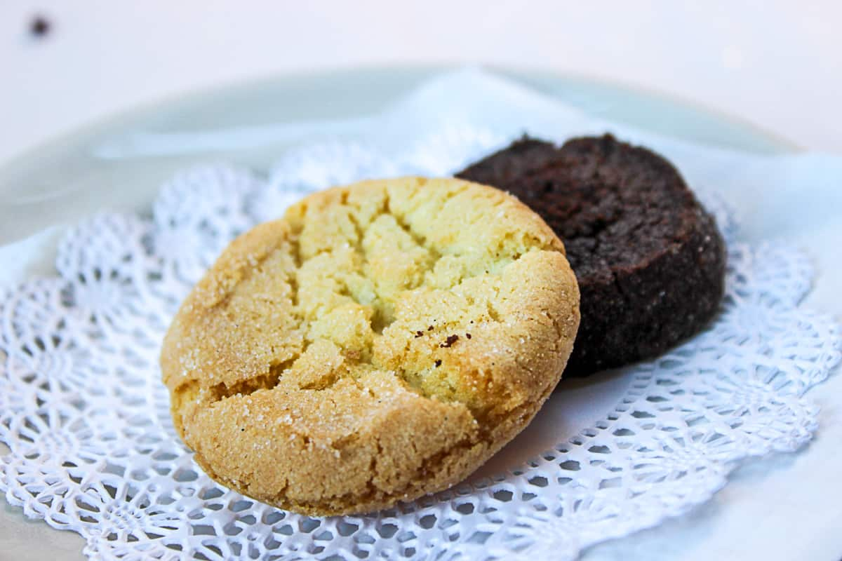 Portland's Mother's Bistro desserts cookies.