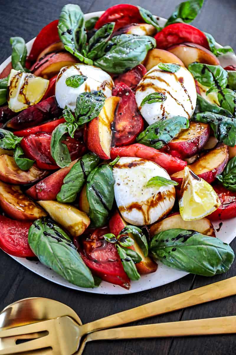 Fruit Salad Thanksgiving Platter