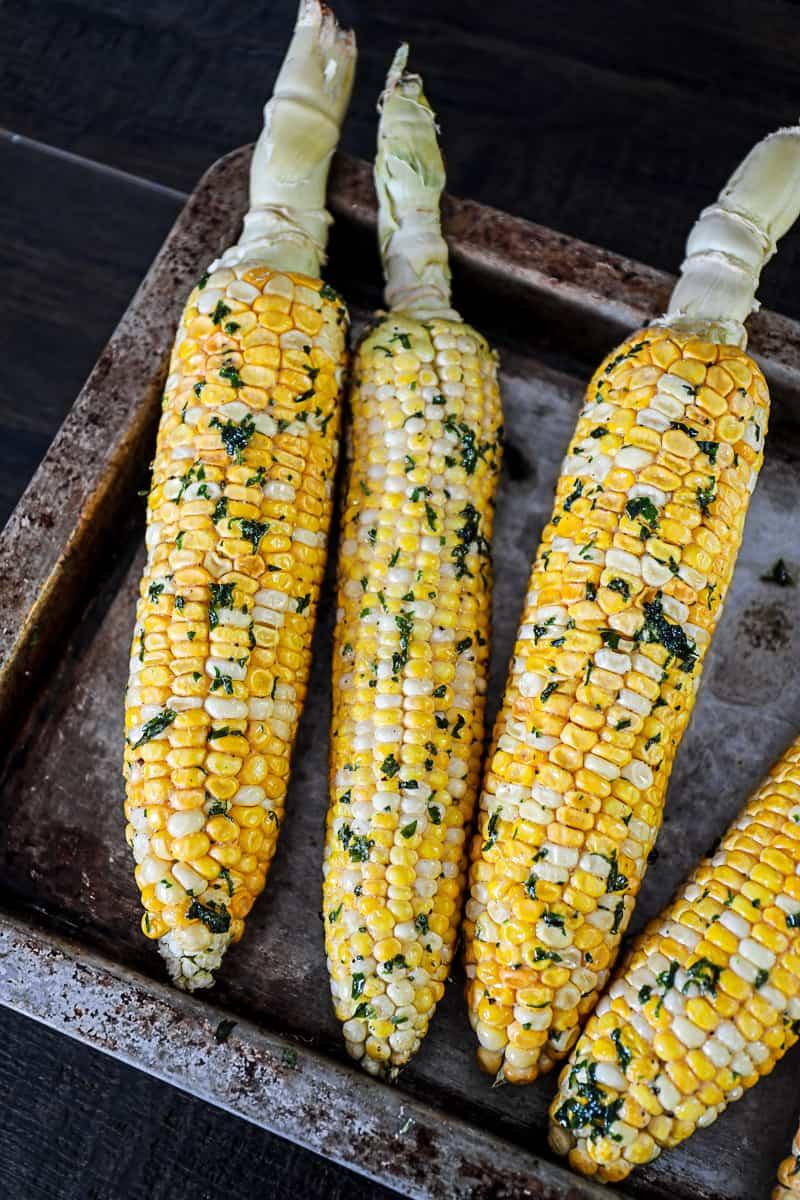 Traeger Smoked Corn On The Cob Recipe
