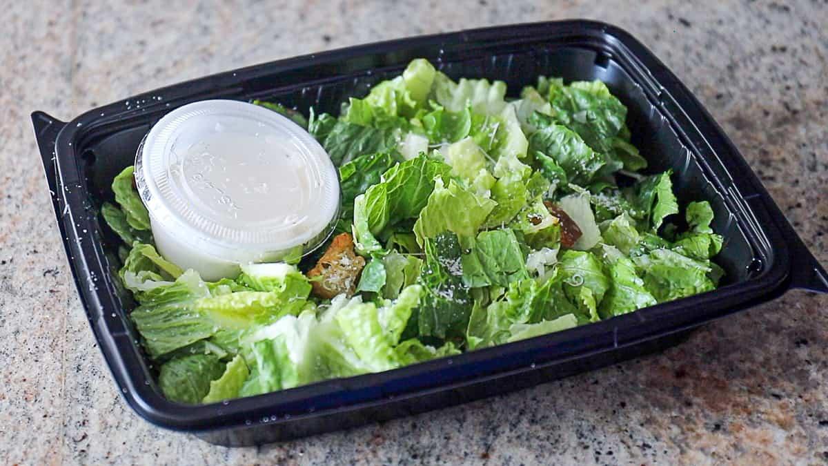Cheesecake Factory Appetizer Caesar Salad